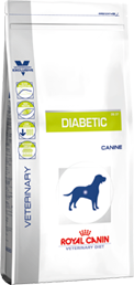 Diabetic Dog