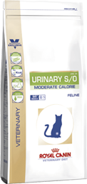 Urinary moderate calorie