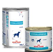 Hypoallergenic umido