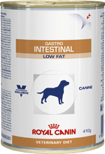 Intestinal Low Fat umido
