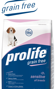 PROLIFE sensitive-dog-pork-potato